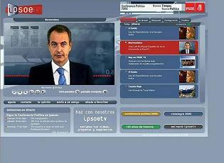 La campaña en iPSOE TV
