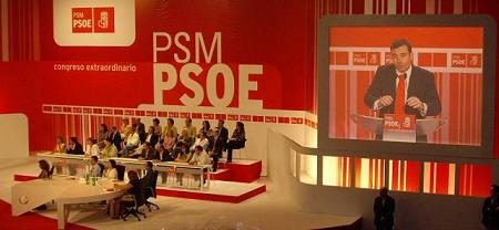 NUEVO LIDERAZGO EN EL PARTIDO SOCIALISTA DE MADRID