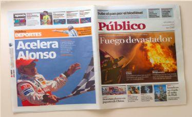 ESTA SEMANA NACE EN MADRID UN NUEVO PERIÓDICO DE IZQUIERDAS DE TIRADA NACIONAL