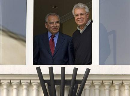 Felipe y Alfonso